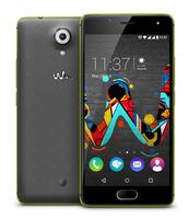 Wiko U Feel 4G 16GB Grau, Limette (Grau, Limette)