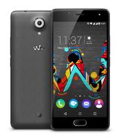 Wiko U Feel 16GB 4G Schwarz, Grau (Schwarz, Grau)