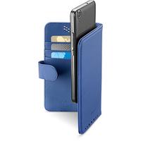Cellular Line BOOKUNIAG3XB Briefttasche Blau Handy-Schutzhülle (Blau)