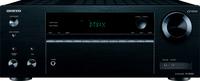 ONKYO TX-NR555 140W 7.2 3D Schwarz (Schwarz)