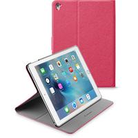 Cellular Line FOLIOIPAD7P 9.7Zoll Folio Pink Tablet-Schutzhülle (Pink)