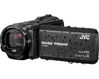 JVC GZ-R415BEU Handkamerarekorder CMOS Schwarz (Schwarz)