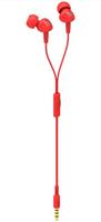 JBL C100SI im Ohr im Ohr Rot (Rot)