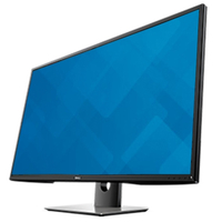 DELL P4317Q 42.51Zoll UltraWide Quad HD IPS LED display (Silber)