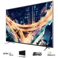 TCL U50S7906 50Zoll 4K Ultra HD Smart-TV WLAN Schwarz LED-Fernseher (Schwarz)
