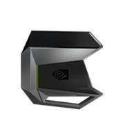 Nvidia GTX SLI HB SLI SLI Schwarz Kabelschnittstellen-/adapter (Schwarz)