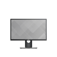 DELL P2217H 21.5Zoll Full HD Schwarz LED display (Schwarz)