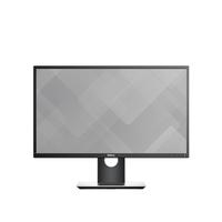DELL P2417H 23.8Zoll Full HD Schwarz Computerbildschirm (Schwarz)