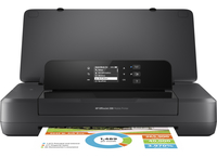 HP Officejet 200 Mobile (Schwarz)