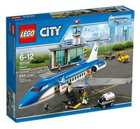 LEGO City Flughafen-Abfertigungshalle (Mehrfarben)