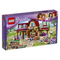 LEGO Friends Heartlake Reiterhof (Mehrfarben)