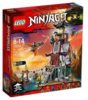 LEGO Ninjago The Lighthouse Siege 767Stück(e) (Mehrfarben)