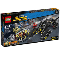 LEGO DC Comics Super Heroes Batman: Killer Crocs Überfall in der Kanalisation (Mehrfarben)