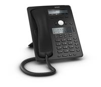 Snom D745 Kabelgebundenes Mobilteil Schwarz IP-Telefon (Schwarz)
