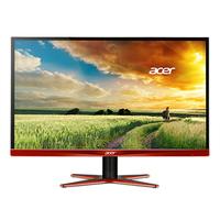 Acer XG270HU 27Zoll Wide Quad HD TN+Film Schwarz, Rot (Schwarz, Rot)