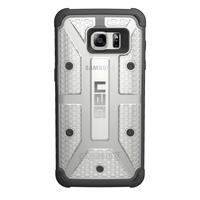 Urban Armor Gear GLXS7EDGE-ICE 5.5Zoll Abdeckung Silber Handy-Schutzhülle (Silber)