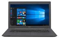 Acer Aspire E5-722 2GHz A6-7310 17.3Zoll 1600 x 900Pixel Schwarz, Grau (Schwarz, Grau)