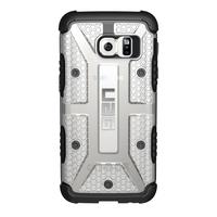Urban Armor Gear GLXS7-ICE 5.1Zoll Abdeckung Silber Handy-Schutzhülle (Silber)