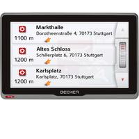 Becker Transit 7sl EU 7Zoll Touchscreen 330g Anthrazit, Schwarz (Anthrazit, Schwarz)