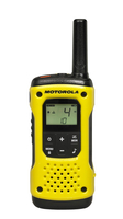Motorola TLKR T92 H2O 8Kanäle Schwarz, Gelb Funksprechgerät (Schwarz, Gelb)