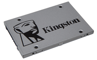 Kingston Technology SSDNow UV400 240GB Desktop/Notebook Upg. Kit 240GB (Silber)