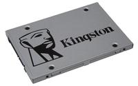 Kingston Technology SSDNow UV400 240GB Desktop/Notebook Upg. Kit 240GB (Silber)