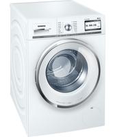 Siemens WM6YH790 Freistehend Frontlader 9kg 1600RPM A+++ Weiß Waschmaschine (Weiß)