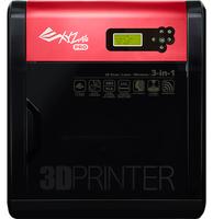 XYZprinting da Vinci 1.0 Pro 3-in-1 Schmelzfadenherstellung (FFF) WLAN Schwarz, Rot 3D-Drucker (Schwarz, Rot)