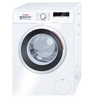 Bosch Serie 4 WAN28120 Freistehend Frontlader 7kg 1400RPM A+++ Weiß Waschmaschine (Weiß)