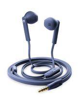 Cellular Line Mantis im Ohr Binaural Verkabelt Blau Mobiles Headset (Blau)