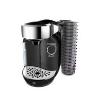 Bosch TAS7002 1.2l Schwarz Kaffeemaschine (Schwarz)