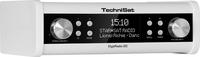 TechniSat DigitRadio 20 Tragbar Analog & digital Weiß Radio (Weiß)