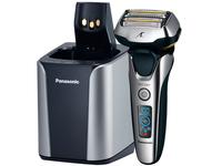 Panasonic ES-LV9N Folie Trimmer Schwarz, Silber Rasierapparat für Männer (Schwarz, Silber)