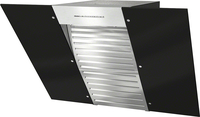 Miele DA 6086 W Wand-montiert 650m³/h B Schwarz (Schwarz)