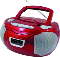 Soundmaster SCD5750 (Rot)