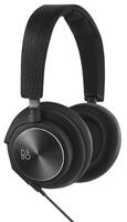 B&O PLAY H6 Stereophonisch Kopfband Schwarz (Schwarz)