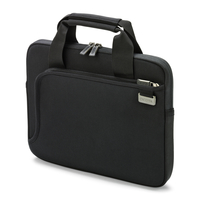 Dicota Smart Skin 15-15.6 15.6Zoll Notebook sleeve Schwarz (Schwarz)