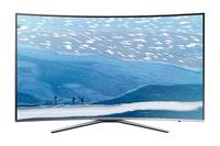 Samsung UE55KU6509U 55Zoll Full HD Smart-TV WLAN Silber (Silber)