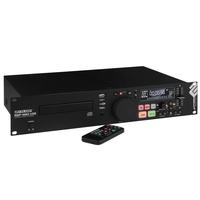 Reloop RMP-1660 USB CD-Spieler (Schwarz)