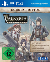 SEGA Valkyria Chronicles Remastered Standard PlayStation 4 Deutsch, Französisch, Italienisch Videospiel