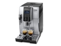 DeLonghi DINAMICA ECAM 350.35.SB Freistehend Vollautomatisch Espressomaschine Schwarz, Silber (Schwarz, Silber)