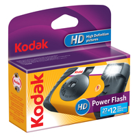 Kodak Power Flash 27+12 (Schwarz, Gelb)