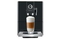 Jura Impressa A9 Combi coffee maker 1.1l 9Tassen Schwarz (Aluminium, Schwarz)