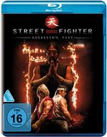 polyband Street Fighter - Assassin's Fist Blu-ray 2D Deutsch, Englisch