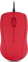 SPEEDLINK SNAPPY USB 6DoF 1000DPI Schwarz, Rot Ambidextrös (Schwarz, Rot)
