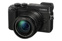 Panasonic Lumix DMC-GX8MEG + G VARIO 12-60mm 20.3MP Live MOS 5184 x 3888Pixel Schwarz (Schwarz)