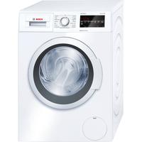 Bosch WAT28420 Freistehend Frontlader 7kg 1397RPM A+++ Weiß Waschmaschine (Weiß)