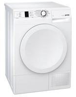 Gorenje D8566A+++ Freistehend Frontlader 8kg A+++ Weiß (Weiß)