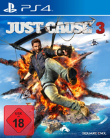 Square Enix Just Cause 3 PS4 Standard PlayStation 4 Mehrsprachig Videospiel