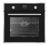 Bomann EBO 9611 IX Electric oven 58l A+ Schwarz (Schwarz)